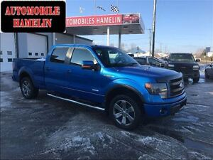 2013 Ford F-150 FX4 CUIR TOIT MAGS GPS