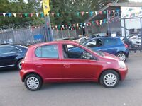 Toyota Yaris 1.0 VVT-i Colour Collection 5dr EXTREMELY LOW FOR THE YEAR