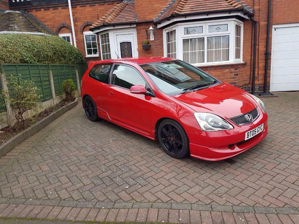 Honda Civic Hf >> Honda civic ep2 (type r rep) | in Hall Green, West Midlands | Gumtree