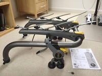 Saris Bones RS 3 Premium Bike Carrier Rack Boot Mount