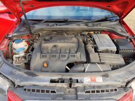Audi a3 s-line BLACK EDITION 2.0 tdi 170 bhp