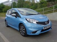 2015 NISSAN NOTE MANUAL PETROL 1.2, ULTRA LOW MILES, PERFECT RUNNER,MINT COND...