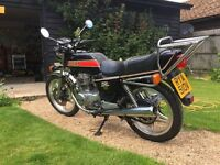 HONDA CB250 N Super Dream / june 1980 Good Original Condition