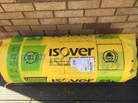 Isover Loft Insulation 2 Rolls
