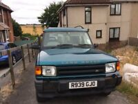 LANDROVER DISCOVERY 1998 300TDI spares or repair