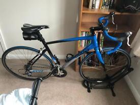 Genuine Giant FCR Road Bike (Blue/Black) Fantastic Condition