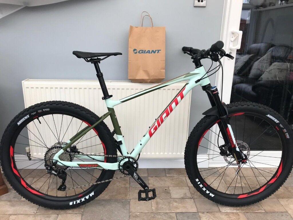 bb8ee2e1c3f Giant fathom 2 mountain bike 2019.   in Walton, Merseyside   Gumtree