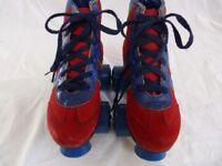 Childs Roller skates size JNR13