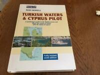 Greek And Turkey sailing pilot books