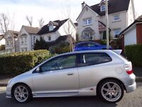 SUMMER/AUTUMN SALE!! (2005) HONDA Civic Type-R i-VTEC FACELIFT (AC) MODEL FREE DELIVERY/MOT/TAX/FUEL