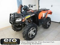 2012 Arctic Cat Mudpro 700 Limited EPS