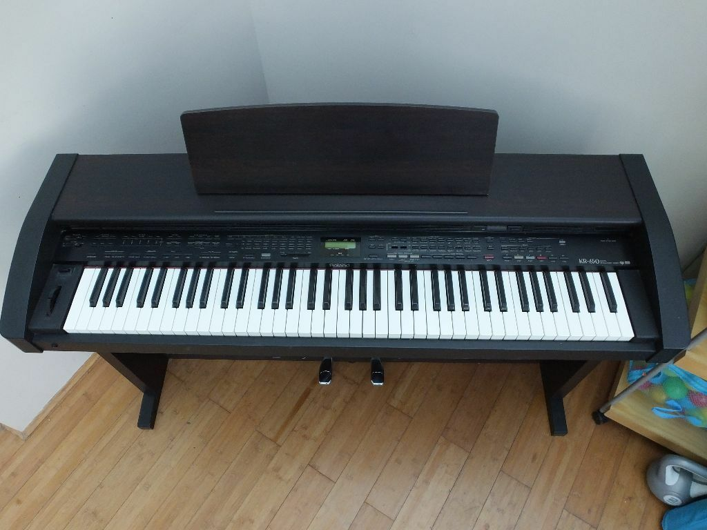 Kr 650 digital intelligent electric piano perfect for for Yamaha 650 piano