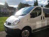 Renault Traffic Camper / Surf / Day Van