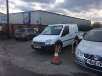 Ford connect van in excellent condition