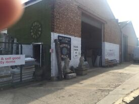 Architectural Salvage Yard / Reclaimed Centre