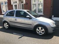Vauxhall Corsa 2004, 1.0ltr, low mileage at only 54,000 miles.
