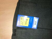 School trousers age 8 new