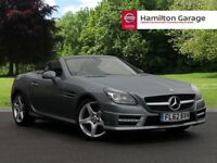 Mercedes-Benz SLK SLK 250 BlueEFFICIENCY AMG Sport 2dr Tip Auto (grey) 2012