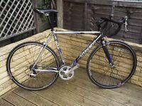TREK SL1000 road bike. A good bike...