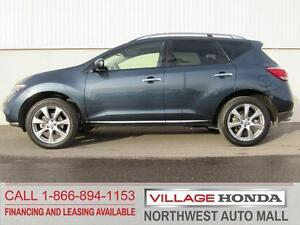 2014 Nissan Murano Platinum AWD | No Accidents |