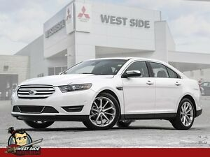 2016 Ford Taurus Limited–Accident Free–AWD–3.5L V6–$97/Weekly