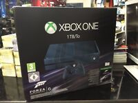 Microsoft Xbox One 1TB/1000GB Forza 6 Limited Edition Console Boxed New