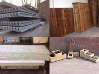 Fence Panels ALL SIZES 6x5
