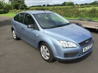 NOW SOLD 2005 Ford Focus 1.6LX Automatic T/belt replaced, Mot'd Jan 2017 2 owners