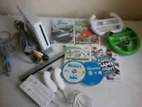 Wii Nintendo Console