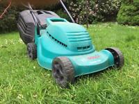 Lawnmower Bosch Electric