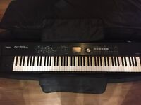 Roland RD-700NX Keyboard / Stage Piano Package With Case, Stand And Stool
