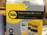 Yale HSA6400 premium alarm system
