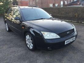 03 FORD MONDEO GHIA X TDCI ESTATE