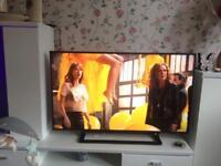 """50"""" Smart 3D TOSHIBA led TV"""