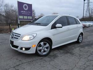 2010 Mercedes-Benz B200 PANORAMIC ROOF NO ACCIDENTS WINTER TIRES