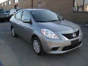 2014 Nissan Versa SV One owner, Financing is available