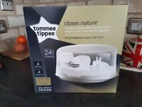 Brand New Tommee Tippee Steam Steriliser