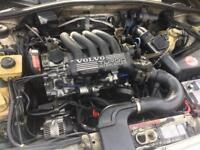 Volvo 480 engine Renault 5 , clio 340 conversion