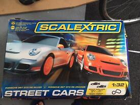 Scalextric set and spares