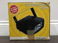 Strobe light 150W - Perfect for parties. £10