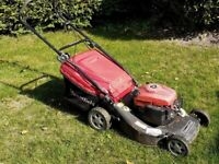 Mountfield Lawnmower SP534 51cm - engine runs, but for spares or repair