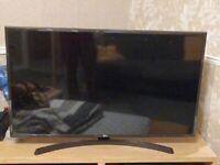 LG 43'' ULTRA HD 4K Smart TV - £250