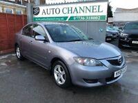 Mazda3 1.6 TS Saloon 4dr£1,990 p/x welcome FREE WARRANTY. NEW MOT