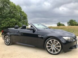 * BMW M3 E90 4.0 V8 Convertible DCT 7 Speed, Low Mileage, FSH, Top Spec, HPI Clear, Amazing Bargain