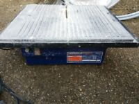 Vitrex wet tile cutter £750w