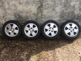 Ford alloy wheels £60