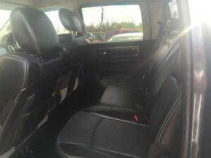 2015 Ram 1500 FULLY LOADED WITH LOTS OF WARRANY LEFT BEST PRICES Edmonton Edmonton Area image 9