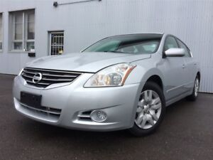 2012 Nissan Altima 2.5 S, HEATED EXTERIOR MIRRORS.
