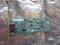 HP Intel Gigabit Network Adapter Pci-e GbE CPU-E25869