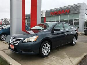 2014 Nissan Sentra SV, PUSH START, BLUETOOTH/USB
